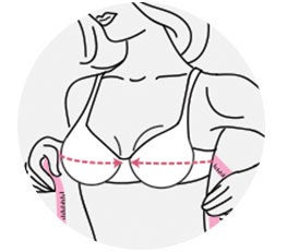 Find your bust measurement